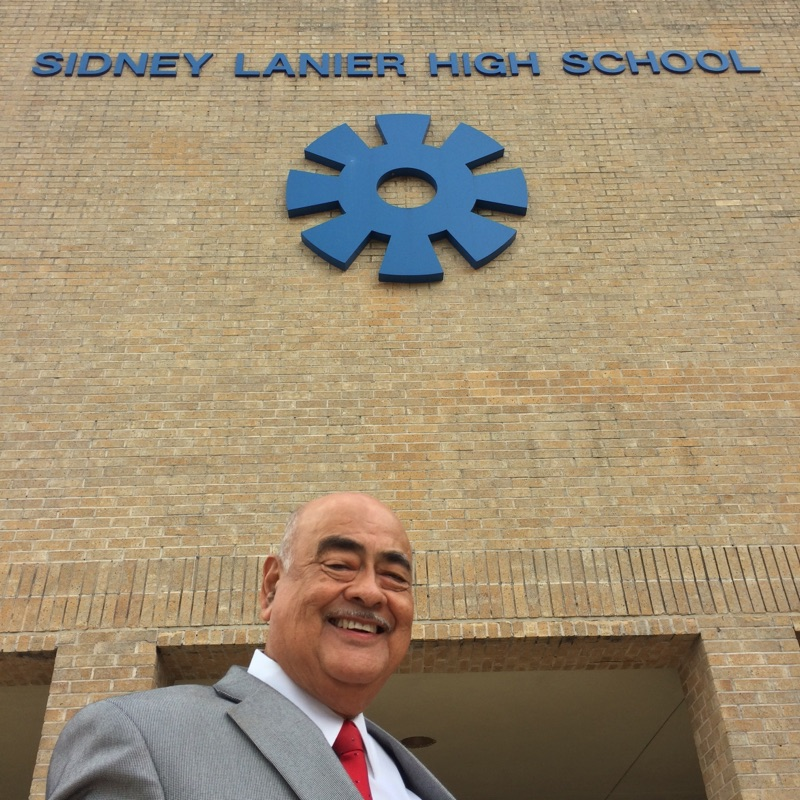 Lanier alum uses retirement savings to pave smoother college path for Lanier students
