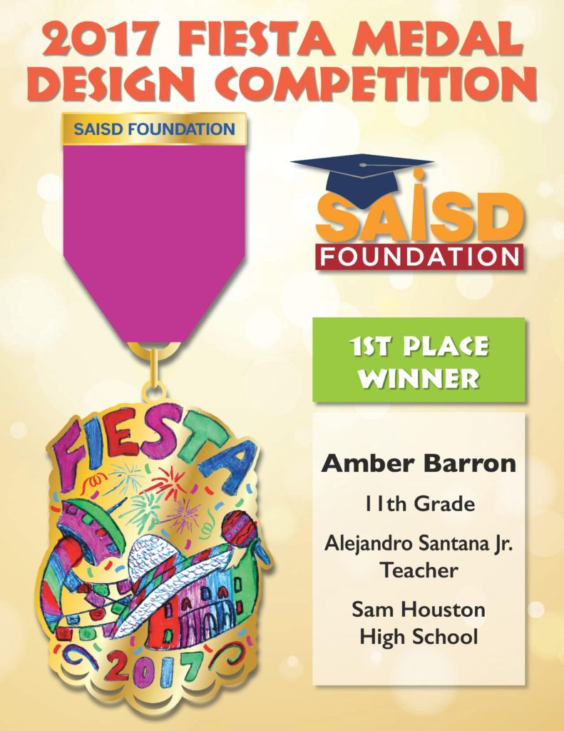 Foundation_2017 Fiesta Medal Winner_Poster