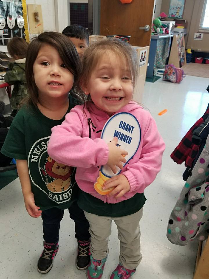 mini grant kids