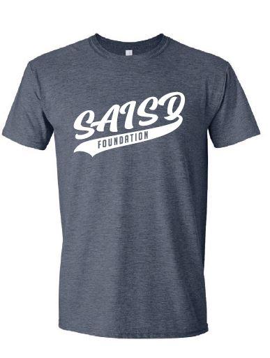 SAISD employees get a Texas SAISD t-shirt when they donate $50 or more!